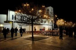 Medjugorje, Capodanno 2015: Chiesa di San Giacomo (8) – Foto di Sardegna Terra di pace – Tutti i diritti riservati