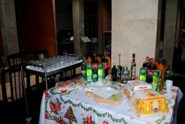 Medjugorje, Capodanno 2015: dolci (1) – Foto di Sardegna Terra di pace – Tutti i diritti riservati