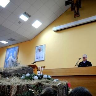 Medjugorje, Capodanno 2015: Ivan Dragičević (3) – Foto di Sardegna Terra di pace – Tutti i diritti riservati