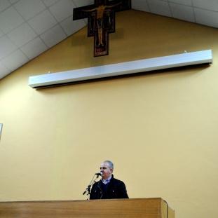 Medjugorje, Capodanno 2015: Ivan Dragičević (1) – Foto di Sardegna Terra di pace – Tutti i diritti riservati