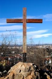 Medjugorje, Capodanno 2015: la Croce del 26 Giugno 1981 – Foto di Sardegna Terra di pace – Tutti i diritti riservati