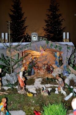 Medjugorje, Capodanno 2015: presepe (2) – Foto di Sardegna Terra di pace – Tutti i diritti riservati