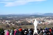 Medjugorje, Capodanno 2015: salita al Podbrdo (4) – Foto di Sardegna Terra di pace – Tutti i diritti riservati