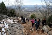 Medjugorje, Capodanno 2015: Salita sul Križevac (2) – Foto di Sardegna Terra di pace – Tutti i diritti riservati