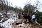 Medjugorje, Capodanno 2015: Salita sul Križevac (3) – Foto di Sardegna Terra di pace – Tutti i diritti riservati
