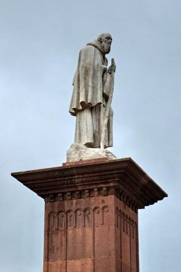 Statua di Sant'Ignazio a Làconi - Foto di Cristiano Cani - Tutti i diritti riservati