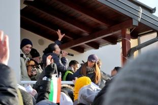 Medjugorje, Capodanno 2015: la veggente Vicka (3) – Foto di Sardegna Terra di pace – Tutti i diritti riservati
