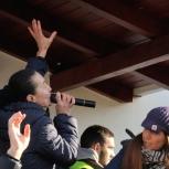 Medjugorje, Capodanno 2015: la veggente Vicka (1) - Foto di Sardegna Terra di pace - Tutti i diritti riservati
