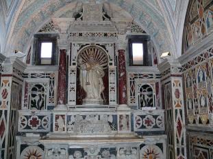 Cappella di San Lucifero - Foto di Pier Luigi Medda - Tutti i diritti riservati
