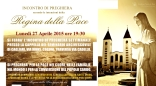Locandina Incontro di Preghiera Settimanale del 27 Aprile 2015