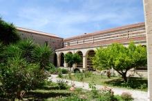 San Pietro di Sorres: Chiostro – Foto di Sardegna Terra di Pace – Tutti i diritti riservati