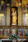 Basilica Nostra Signora del Regno: Statua Nostra Signora del Regno (2) – Foto di Sardegna Terra di Pace – Tutti i diritti riservati