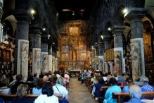 Nostra Signora del regno – Interno della Chiesa - Foto di Sardegna Terra di Pace – Tutti i diritti riservati