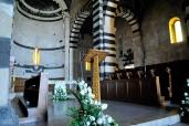 Basilica San Pietro di Sorres: Interno della Basilica (4) – Foto di Sardegna Terra di Pace – Tutti i diritti riservati