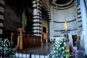 Basilica San Pietro di Sorres: Interno della Basilica (5) – Foto di Sardegna Terra di Pace – Tutti i diritti riservati