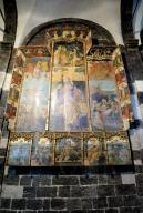 Basilica Nostra Signora del Regno: Retablo minore – Foto di Sardegna Terra di Pace – Tutti i diritti riservati
