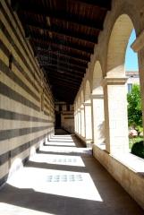 San Pietro di Sorres: Porticato (2) – Foto di Sardegna Terra di Pace – Tutti i diritti riservati