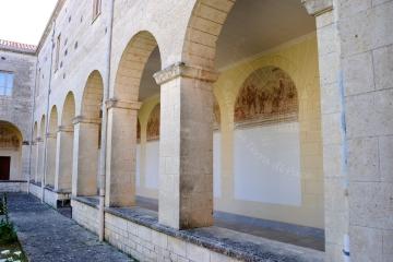 San Pietro di Sorres: Porticato – Foto di Sardegna Terra di Pace – Tutti i diritti riservati