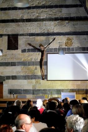 San Pietro di Sorres: Sala del Capitolo (2) – Foto di Sardegna Terra di Pace – Tutti i diritti riservati