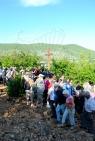 Medjugorje, Anniversario 2015: la Croce del 26 giugno 1981 (5) – Foto di Sardegna Terra di Pace – Tutti i diritti riservati