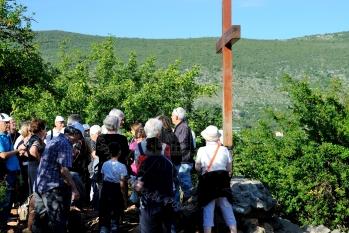 Medjugorje, Anniversario 2015: la Croce del 26 giugno 1981 (3) – Foto di Sardegna Terra di Pace – Tutti i diritti riservati