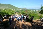 Medjugorje, Anniversario 2015: la Croce del 26 giugno 1981 – Foto di Sardegna Terra di Pace – Tutti i diritti riservati