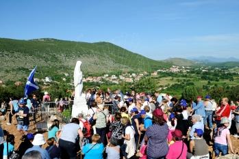Medjugorje, Anniversario 2015: Podbrdo (3) – Foto di Sardegna Terra di Pace – Tutti i diritti riservati