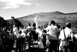 Medjugorje, Anniversario 2015: Podbrdo (2) – Foto di Sardegna Terra di Pace – Tutti i diritti riservati