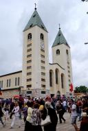 Medjugorje, Anniversario 2015: Chiesa San Giacomo – Foto di Sardegna Terra di Pace – Tutti i diritti riservati