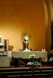 Medjugorje, Anniversario 2015: Adorazione Eucaristica (2) – Foto di Sardegna Terra di Pace – Tutti i diritti riservati