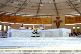 Medjugorje, Anniversario 2015: santa Messa (3) – Foto di Sardegna Terra di Pace – Tutti i diritti riservati