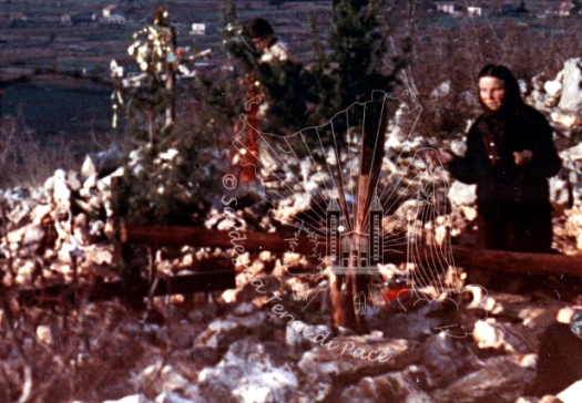 Medjugorje 1983 - La libertà di credere nella presenza e nell'amore di Maria - Foto di Sardegna Terra di Pace - Tutti i diritti riservati