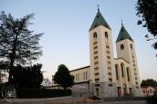 Medjugorje, Mladifest 2015: Chiesa san Giacomo – Foto di Sardegna Terra di pace – Tutti i diritti riservati