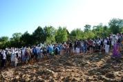 Medjugorje, Mladifest 2015: Salita al Podbrdo – Foto di Sardegna Terra di pace – Tutti i diritti riservati