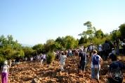 Medjugorje, Mladifest 2015: Podbrdo – Foto di Sardegna Terra di pace – Tutti i diritti riservati