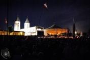 Medjugorje, Mladifest 2015: Meditazione con le candele (1) – Foto di Sardegna Terra di pace – Tutti i diritti riservati
