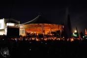 Medjugorje, Mladifest 2015: Meditazione con le candele – Foto di Sardegna Terra di pace – Tutti i diritti riservati