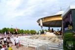 Medjugorje, Mladifest 2015: Assemblea (2) – Foto di Sardegna Terra di pace – Tutti i diritti riservati