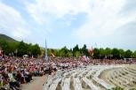 Medjugorje, Mladifest 2015: Assemblea – Foto di Sardegna Terra di pace – Tutti i diritti riservati