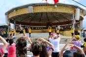 Medjugorje, Mladifest 2015: Canto (2) – Foto di Sardegna Terra di pace – Tutti i diritti riservati