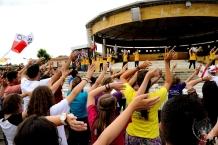 Medjugorje, Mladifest 2015: Canti – Foto di Sardegna Terra di pace – Tutti i diritti riservati