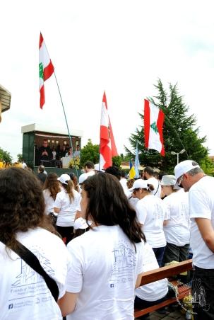 Medjugorje, Mladifest 2015: Pellegrini libanesi (2) – Foto di Sardegna Terra di pace – Tutti i diritti riservati