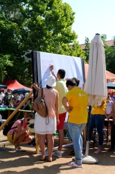 Medjugorje, Mladifest 2015: Preghiere – Foto di Sardegna Terra di pace – Tutti i diritti riservati
