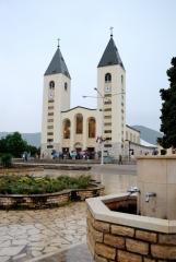 Medjugorje, B.V.M. Assunta 2015: Chiesa di san Giacomo – Foto di Sardegna Terra di pace – Tutti i diritti riservati