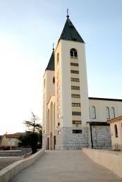 Medjugorje, Esaltazione della Croce 2015: Chiesa di San Giacomo Apostolo (2) – Foto di Sardegna Terra di pace – Tutti i diritti riservati