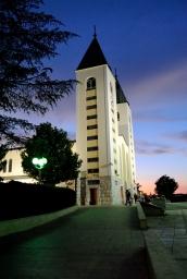 Medjugorje, Esaltazione della Croce 2015: Chiesa di San Giacomo Apostolo (4) – Foto di Sardegna Terra di pace – Tutti i diritti riservati