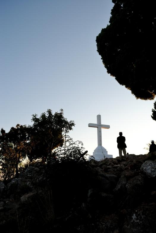 Medjugorje, Esaltazione della Croce 2015: Croce sul Krizevac (2) – Foto di Sardegna Terra di pace – Tutti i diritti riservati