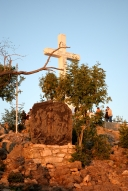 Medjugorje, Esaltazione della Croce 2015: Croce sul Krizevac (3) – Foto di Sardegna Terra di pace – Tutti i diritti riservati