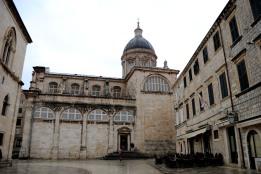Dubrovnik, Capodanno 2016: Cattedrale dell'Assunzione - Foto di Sardegna Terra di Pace – Tutti i diritti riservati