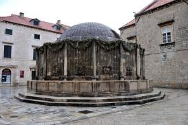 Dubrovnik, Capodanno 2016: Fontana - Foto di Sardegna Terra di Pace – Tutti i diritti riservati